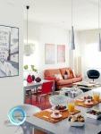 Desain Interior Apartemen Kecil / Sempit
