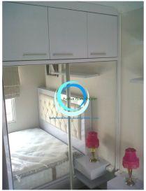 Desain Interior Furniture Apartemen Tebet Signature / Tata Furniture Project