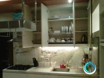 Desain Interior Minimalis Apartemen / Rumah 2 Kamar Tidur